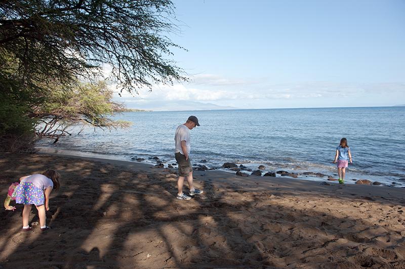 fam-at-black-sand-beach-2