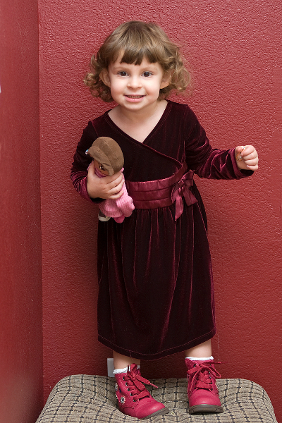 red-dress-on-ottoman-3
