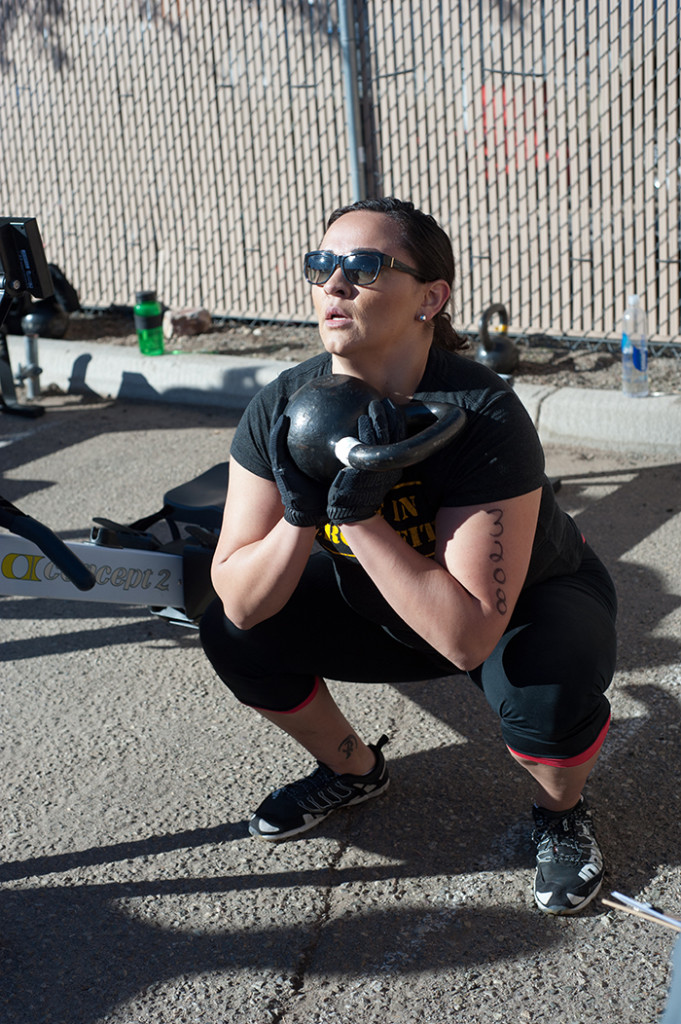 paola with kettlebell 2 web